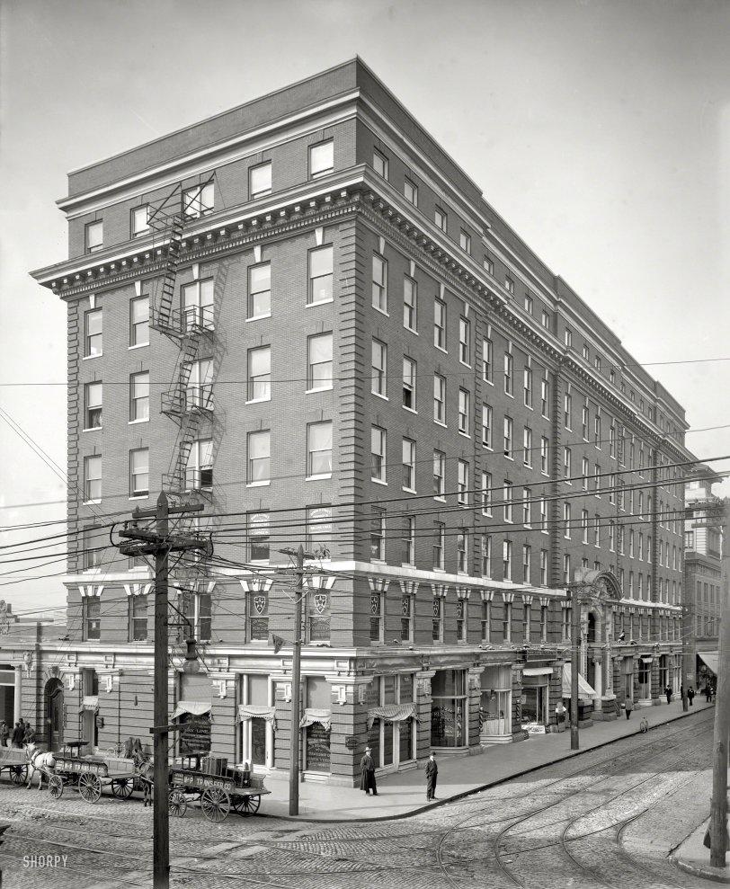 Atlantic Hotel: 1906