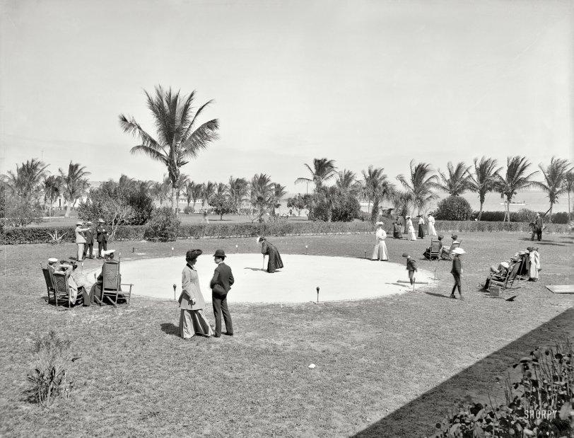 Clock Golf: 1905
