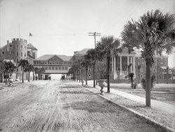 The Clarendon: 1905