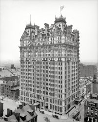 Bellevue-Stratford: 1905