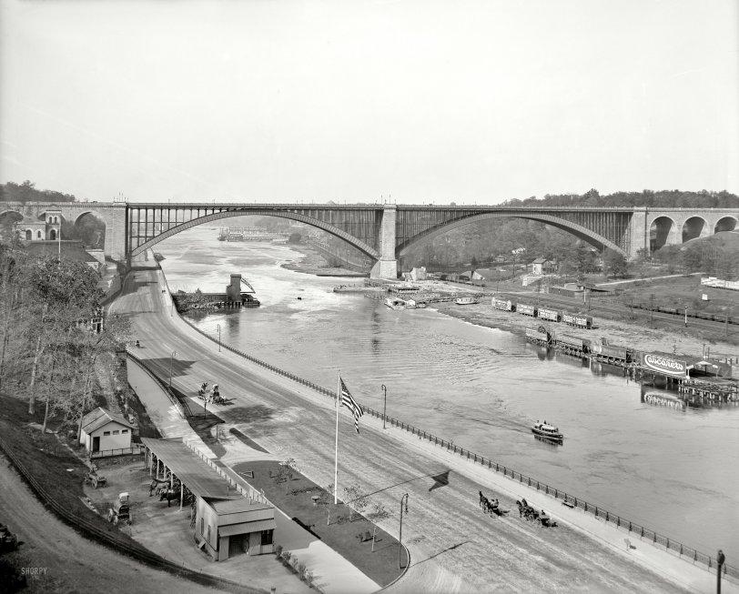Harlem River Speedway: 1905
