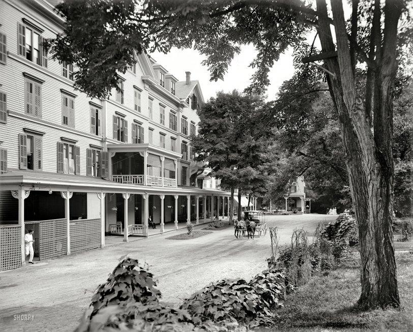 Kittatinny House: 1905
