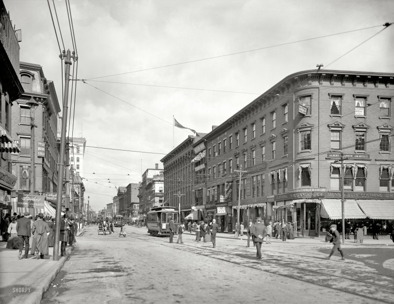 Main Street: 1906