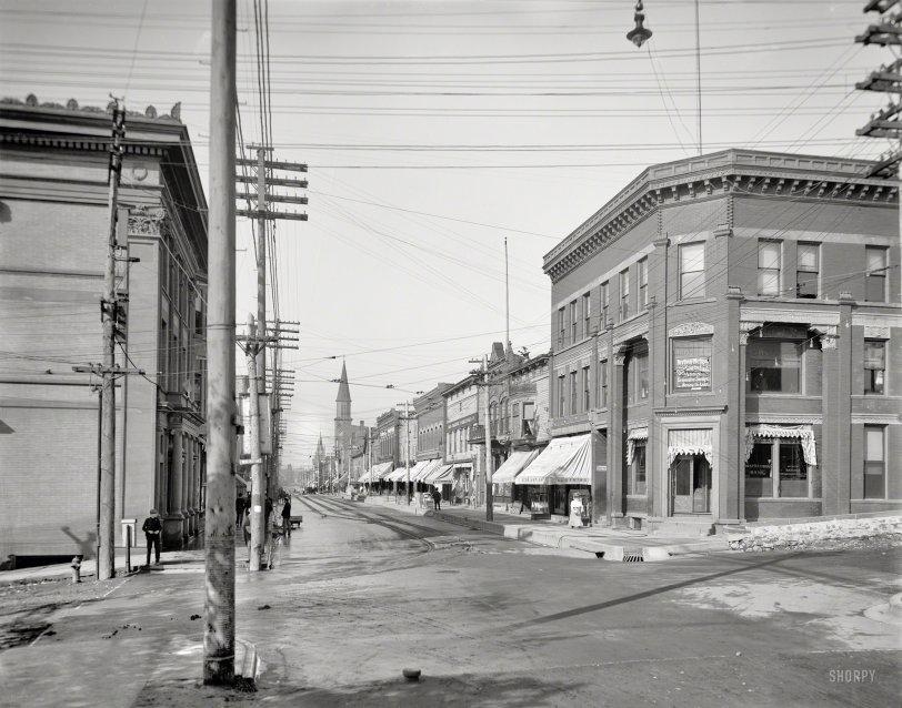 Quincy Street: 1906