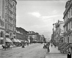 F Street: 1906