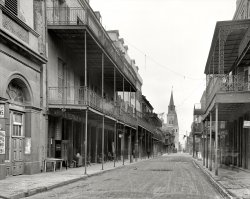 Ghosts of New Orleans: 1906