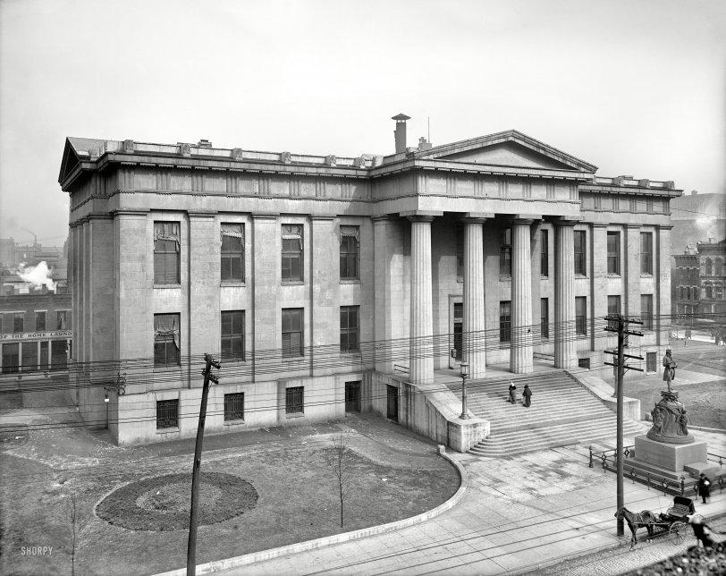 Greek Revival: 1906