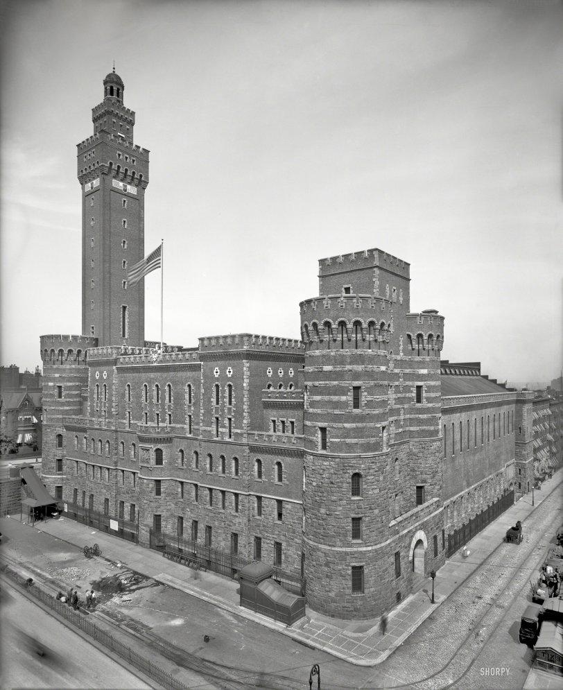 Bricks & Mortars: 1906