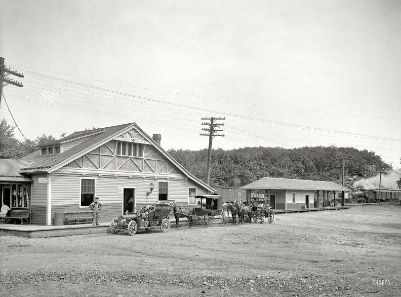 Magnolia Depot: 1906