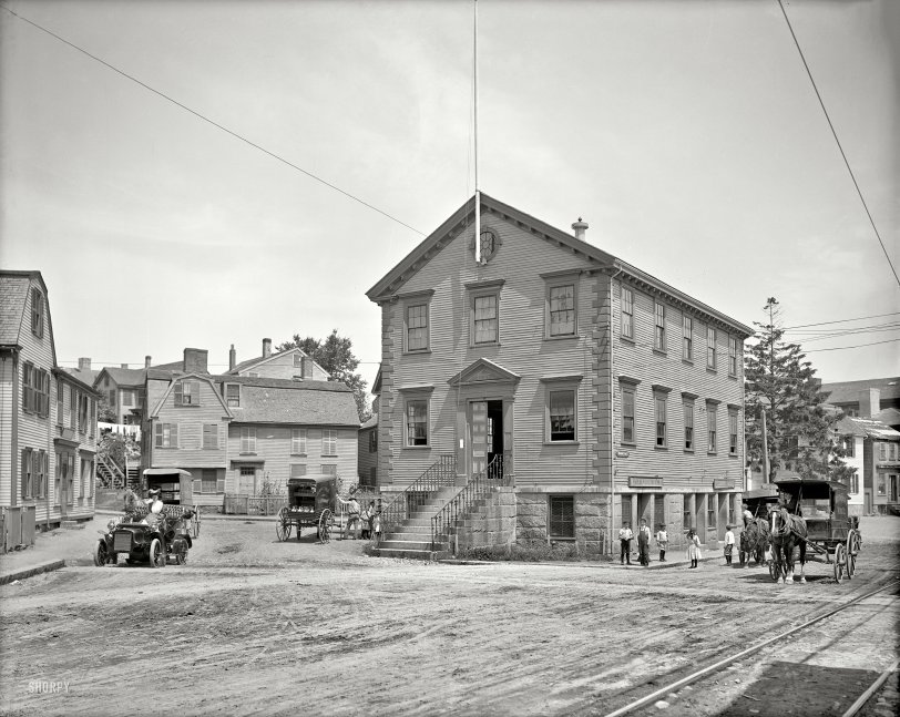 Our Little Town: 1906