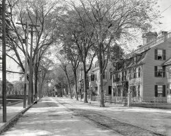 Islington Street: 1907