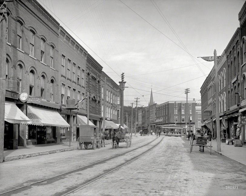 Margaret Street: 1907