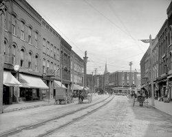 Margaret Street: 1906