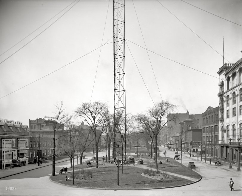 Washington Park: 1907