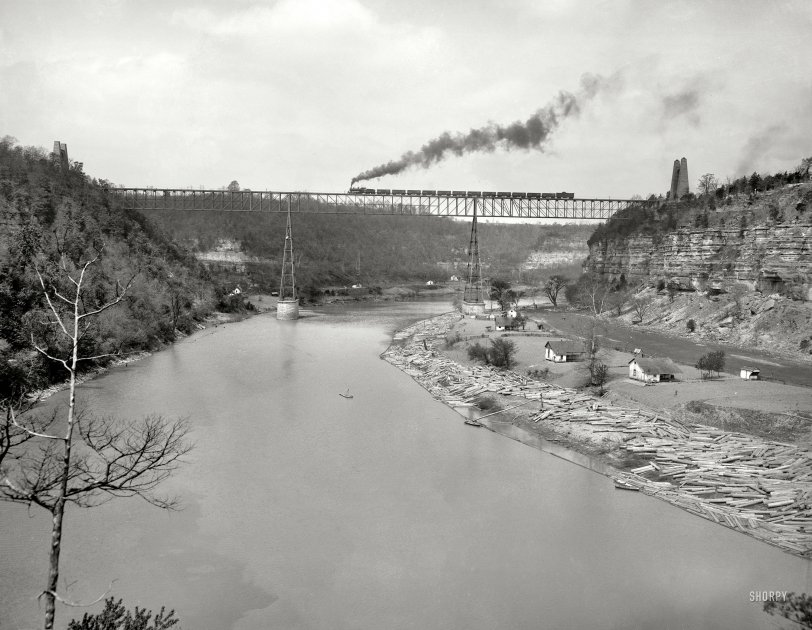 High Bridge: 1907