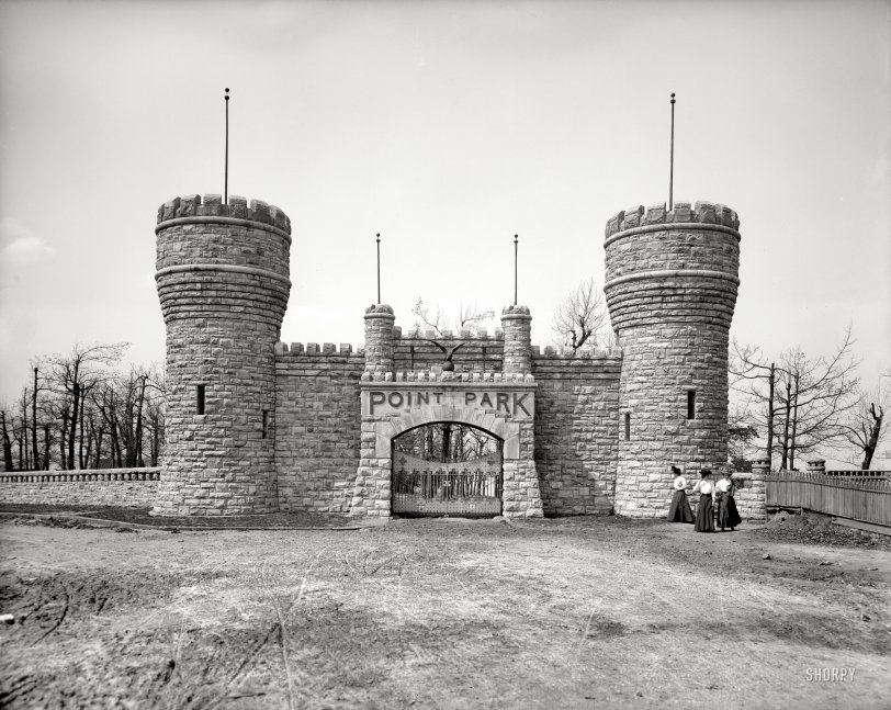 Point Park: 1907