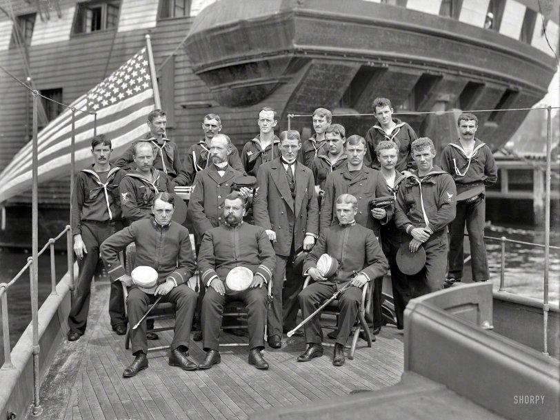 Free Lancers: 1898