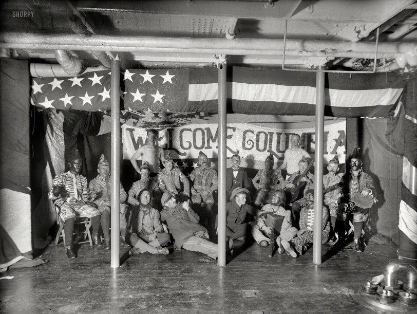 Welcome Columbia: 1896