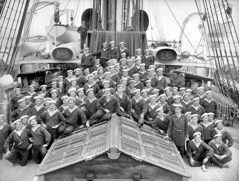 Imperial Navy: 1893