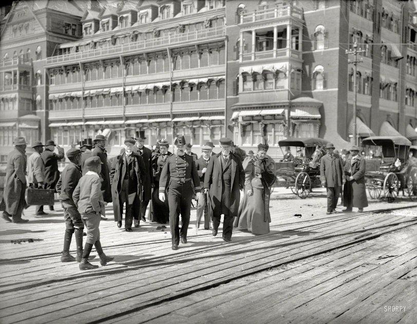 Perilous Crossing: 1900