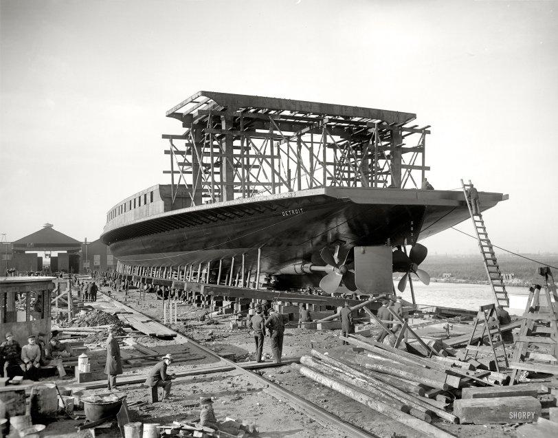 Superstructure: 1904