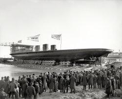 Detroit on the Ways: 1904