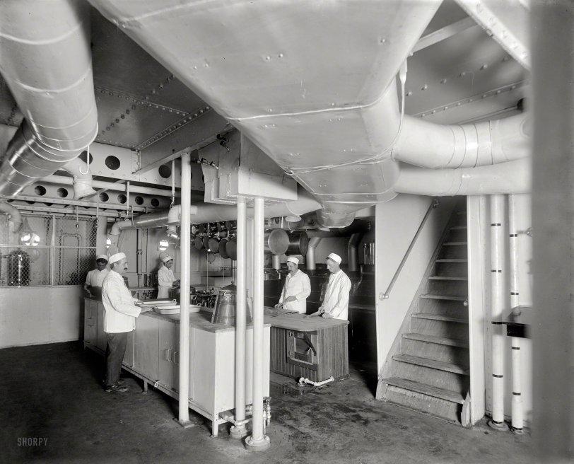 Duct Soup: 1908
