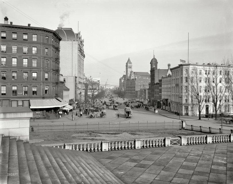Pennsylvania Avenue: 1902