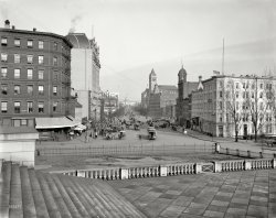 Pennsylvania Avenue: 1902