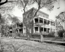Hasell Street: 1902