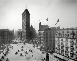 On Broadway: 1903