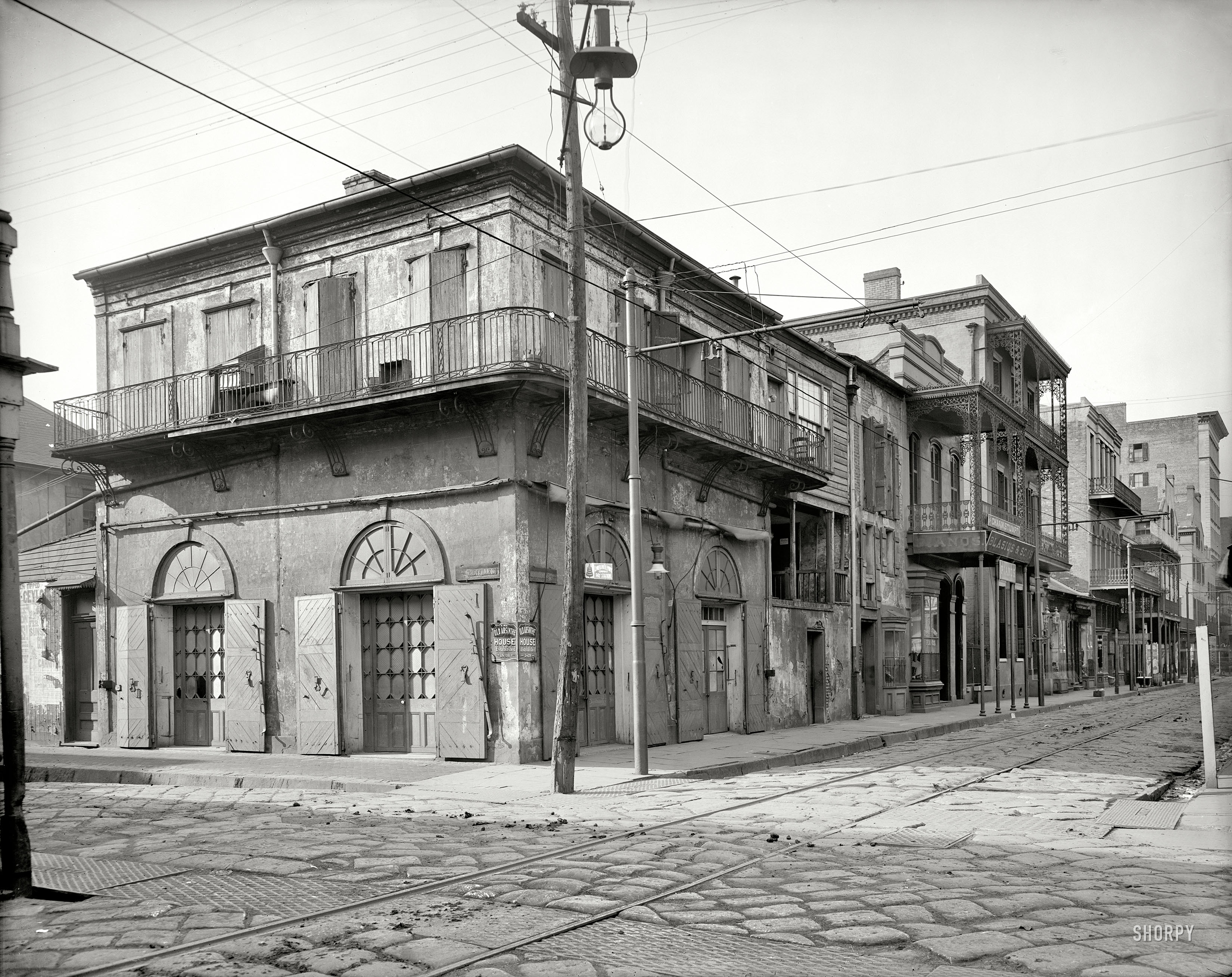 Shorpy Historic Picture Archive Absinthe And Bourbon