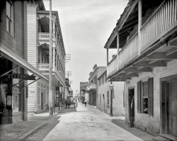 Old Town: 1910