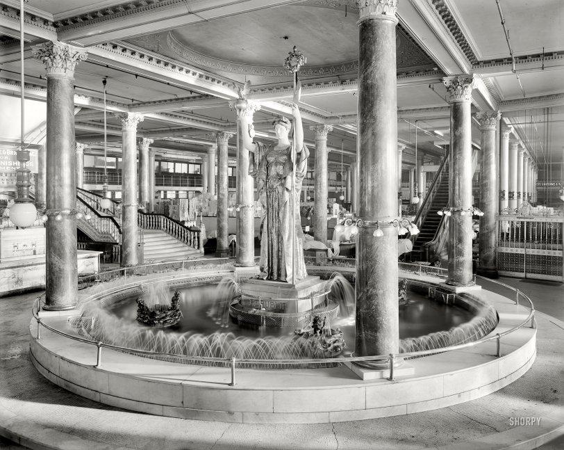 Siegel Cooper: 1910