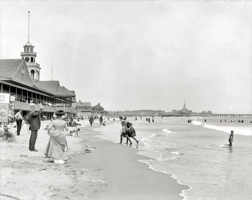 Narragansett Pier: 1910