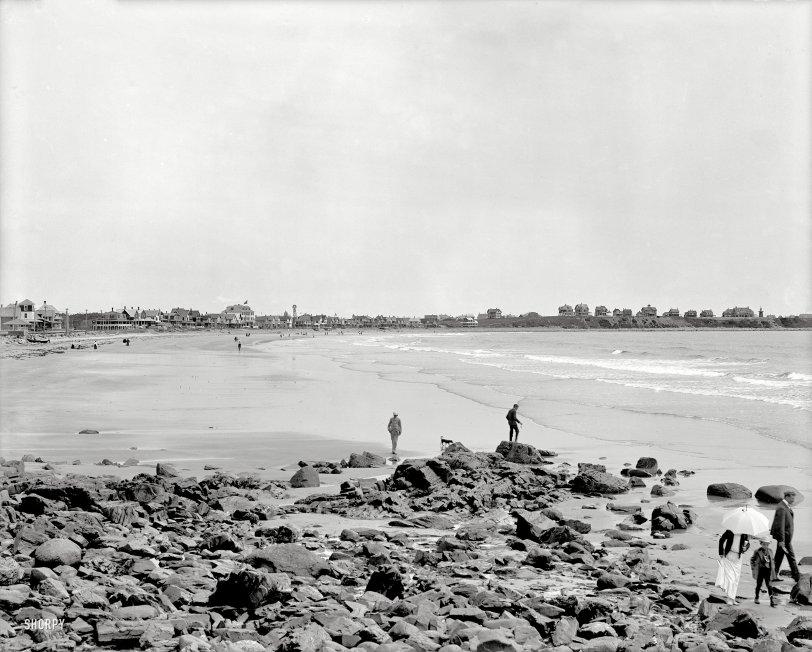 Beachcombers: 1908