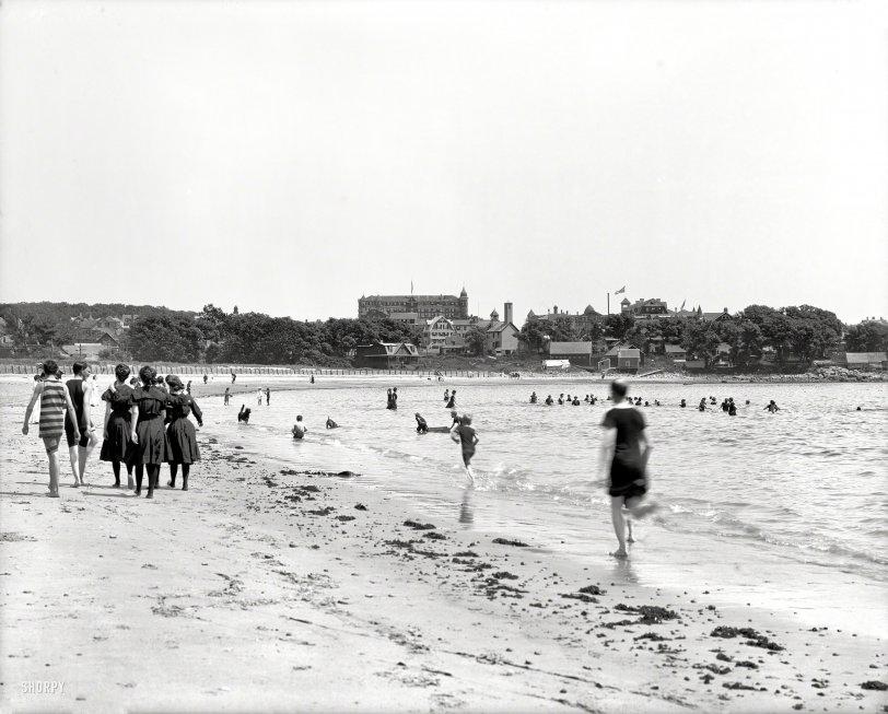 Magnolia-sur-Mer: 1906