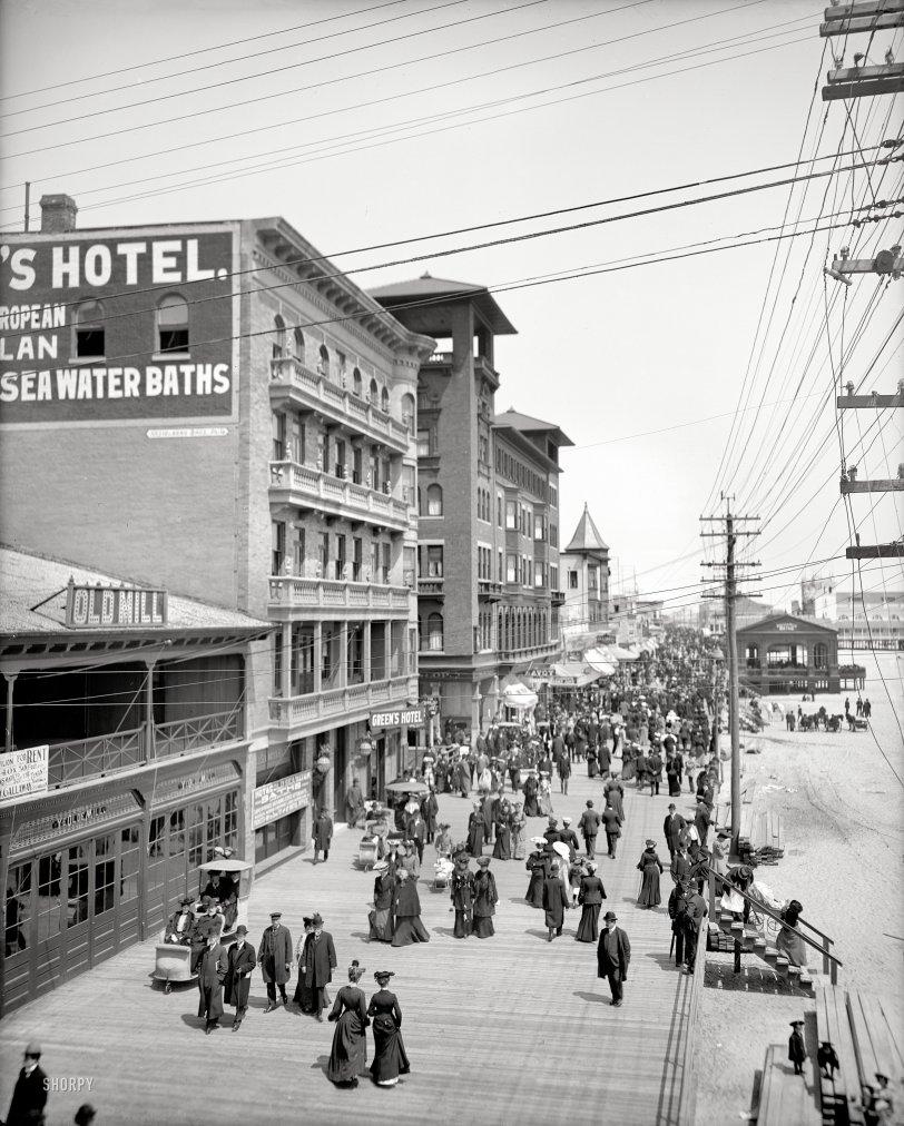 Seawater Baths: 1905