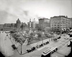 Lafayette Square: 1905