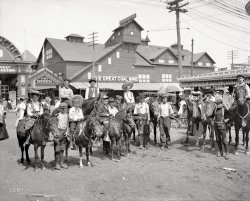 Puny Express: 1904