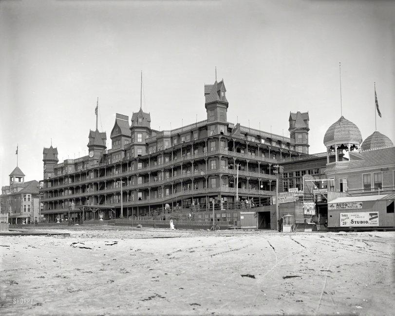 Hotel Velvet: 1904