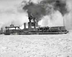 Smoke Monster: 1905