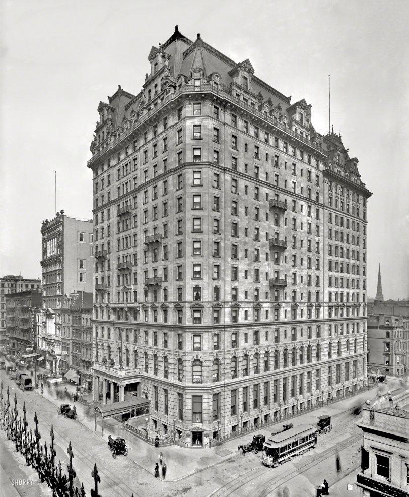 Grand Hotel: 1904