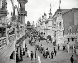 Pachyderm Promenade: 1905