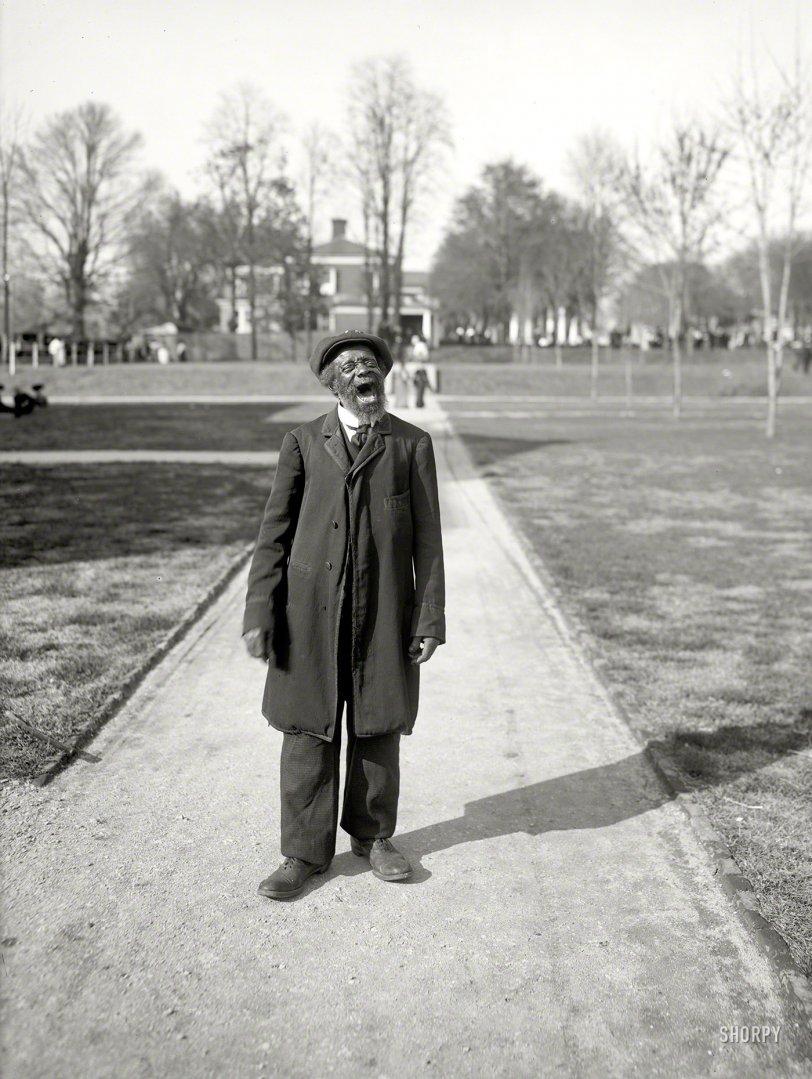Buzzard Pete: 1905