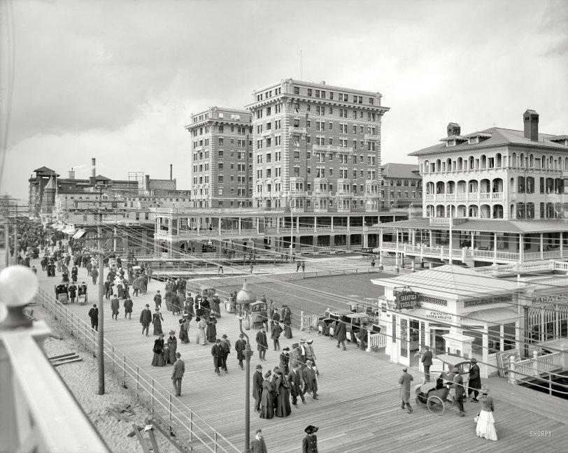 Hôtel Chalfonte: 1907