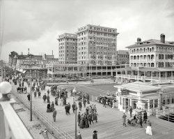 Hotel Chalfonte: 1907
