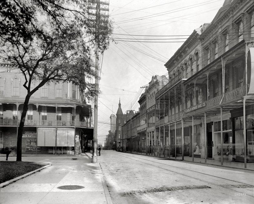 Dauphin Street: 1906