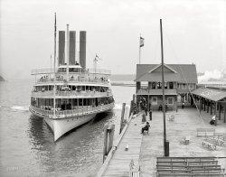 River Cruise: 1906