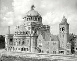 The Mother Church: 1907